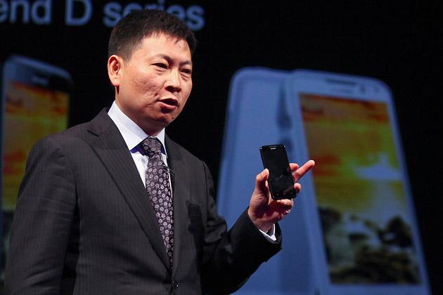 余承东:华为将超越三星苹果 麒麟芯秒杀英特尔