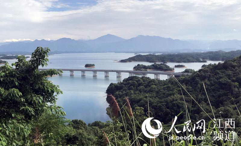 """江西武宁东山村靠水""""东山再起""""长水村靠山吃生态饭"""