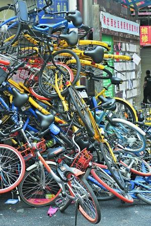 广州叫停共享单车新投放 对企业提出六项要求