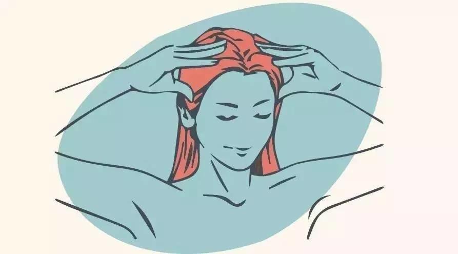 """理发师不会告诉你的""""头皮养护法则""""!花1分钟自测头皮健康"""