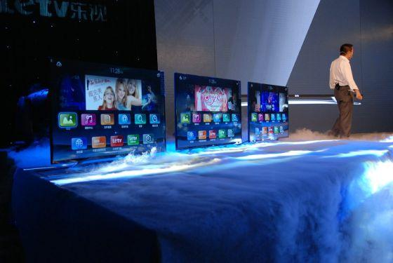 乐视否认电视停产,富士康撤出后寻找新代工厂