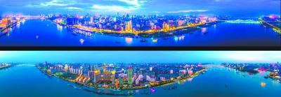 江汉朝宗景区计划明年完成5A创建 打造八大主题景观