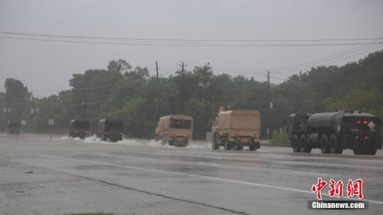 美休斯敦水灾严重华裔紧急逃难 中领馆密切关注