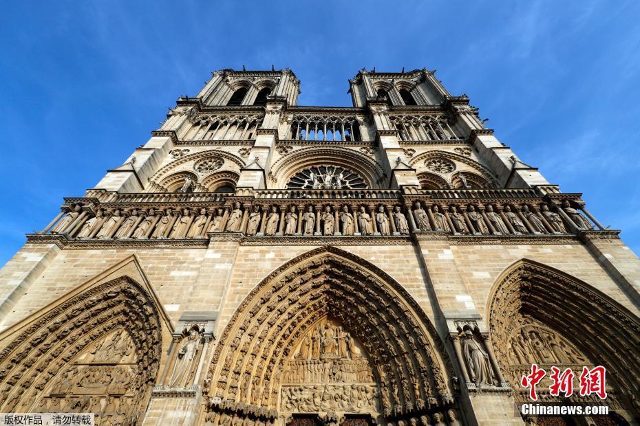 法国巴黎圣母院因污染受损 需1亿欧元修复寻捐助
