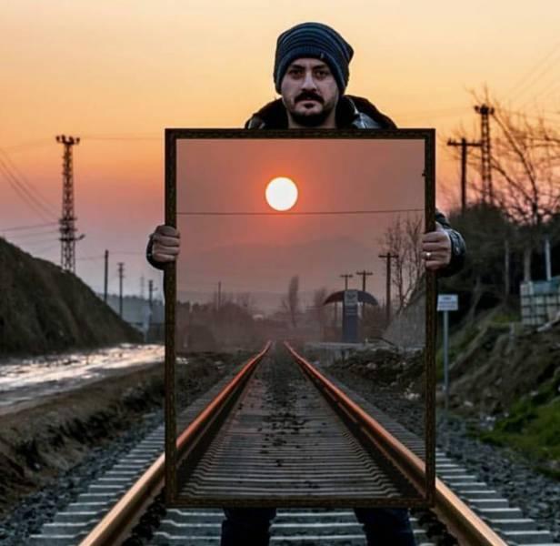一张照片胜过千言万语图片