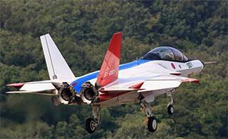 日本X-2验证机发动机独特结构