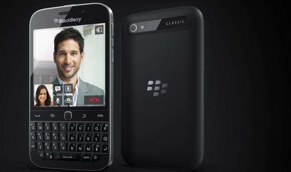 外媒:中国的手机制造商希望你能记住黑莓