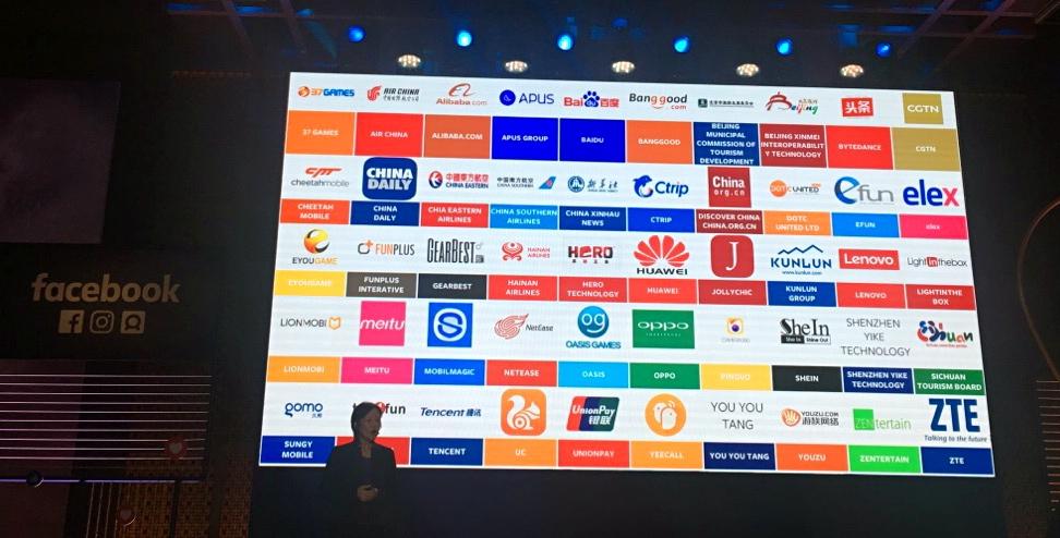 Facebook发布中国出海领先品牌榜 游族网络位列50强
