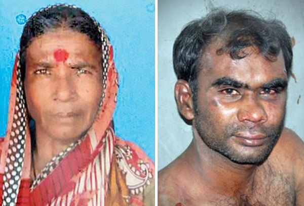 残忍!印度男子要钱未果杀害母亲食其心脏