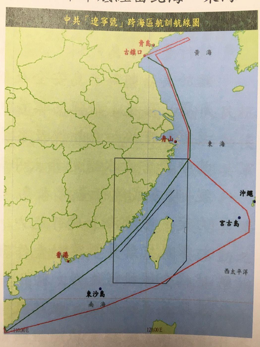 """台湾公布""""大陆军力报告""""  七种情况下可攻台"""