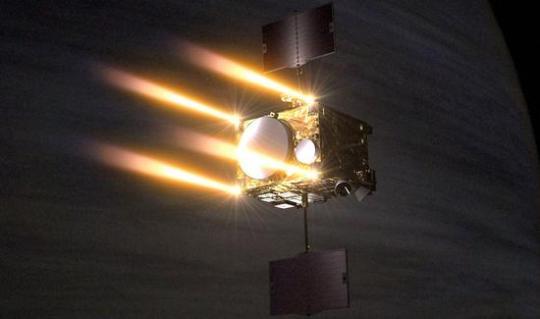 """日本金星探测器发现""""赤道急流"""""""