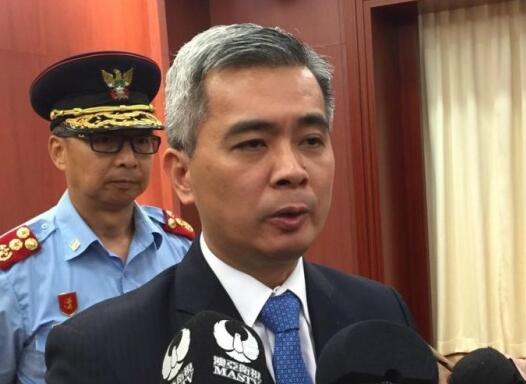 澳门官员:解放军杀人谣言由美国传入香港 正追查!