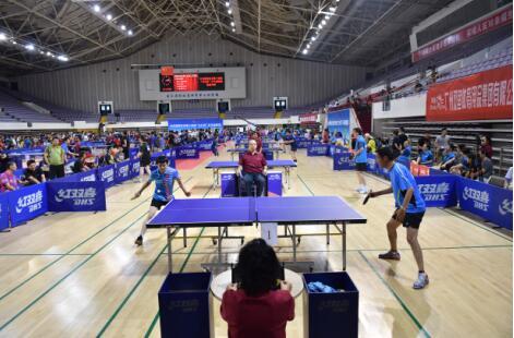 联赛国家机关第十四届公仆杯乒乓球中央取得2010冬奥会男子花样滑冰图片