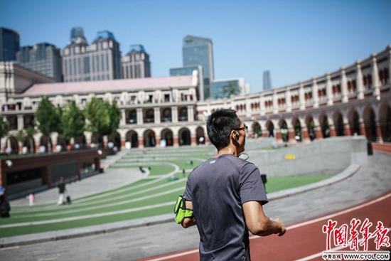 """中国体育多个""""第一""""源于天津 全运会为这座城市注入新的活力"""