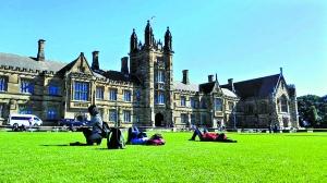 留学专升本拿下名校有捷径:新西兰大学认可部分学分