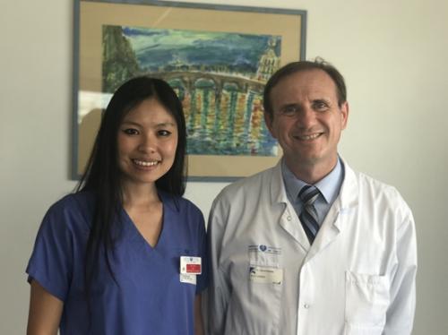 法国医院开先例 为中国公民海外手术