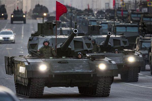 全球军力排名美俄中占前三 印度第四、日本第七