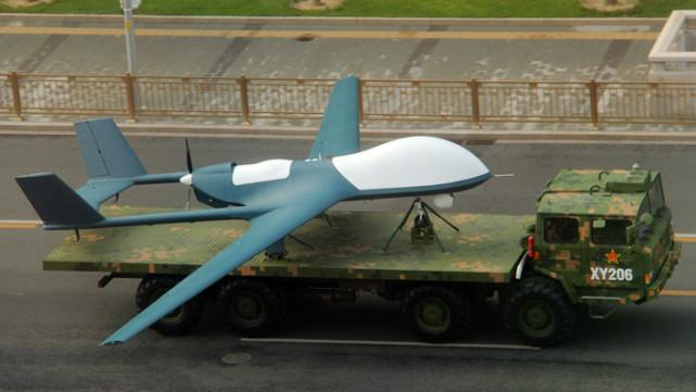 美报告炒作中国无人机纵横南海:能在岛礁起降