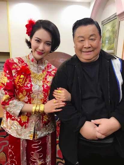 """《追龙》来袭  第一晶女郎胡然诠释新""""豪嫂"""""""