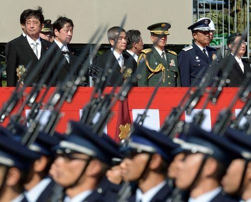 再创新高!日本2018防卫预算申请出炉中国又躺枪