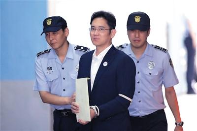 三星股东逼宫太子爷李在镕辞去董事职务