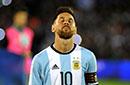 世预赛-梅西无功苏牙再次伤退 阿根廷0-0仍排第5