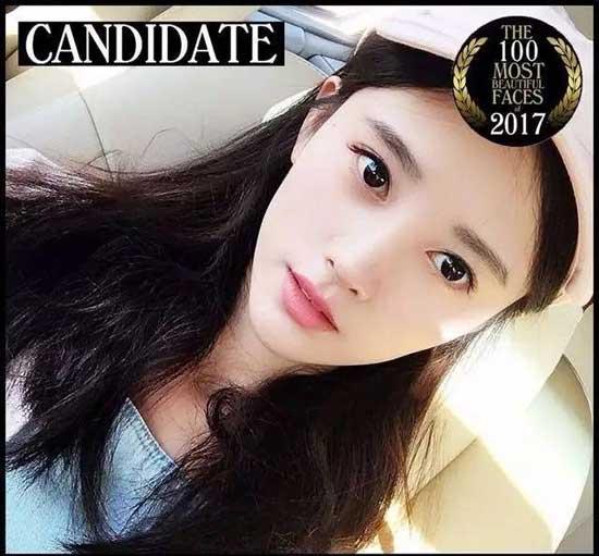 鞠婧祎入全球最美面孔 细数SNH48沉鱼落雁的脸庞