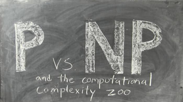 声称 P!= NP 的数学家承认他的证明错了