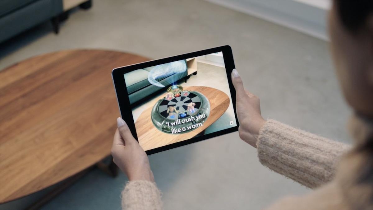苹果AR将大规模应用 看世界的方式会不会改变?