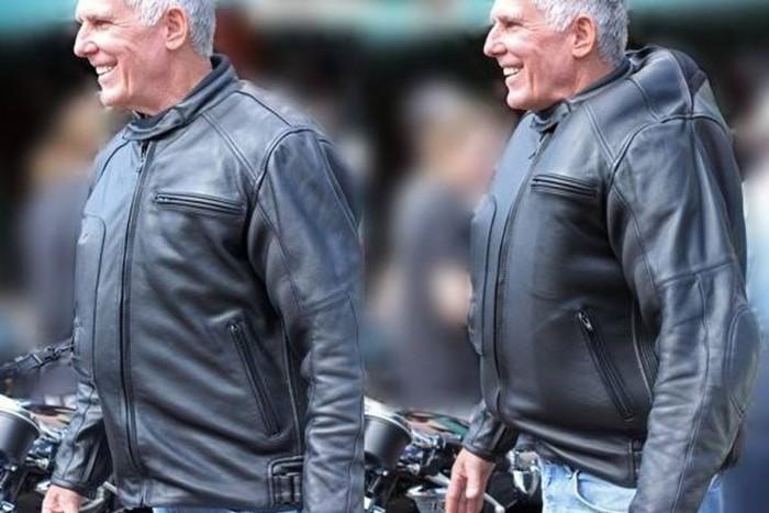 """这件""""夹克""""可让摩托车驾驶员得到足够安全保障"""