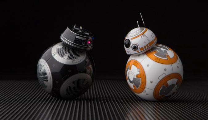 《星球大战8》公布新萌物:维修机器人BB-9E