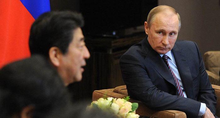 俄智库:俄不会为日本而牺牲与中国的合作关系