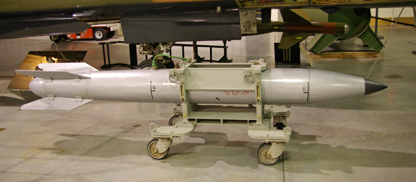 俄媒:美新核弹危及战略平衡 欧洲或现核战争