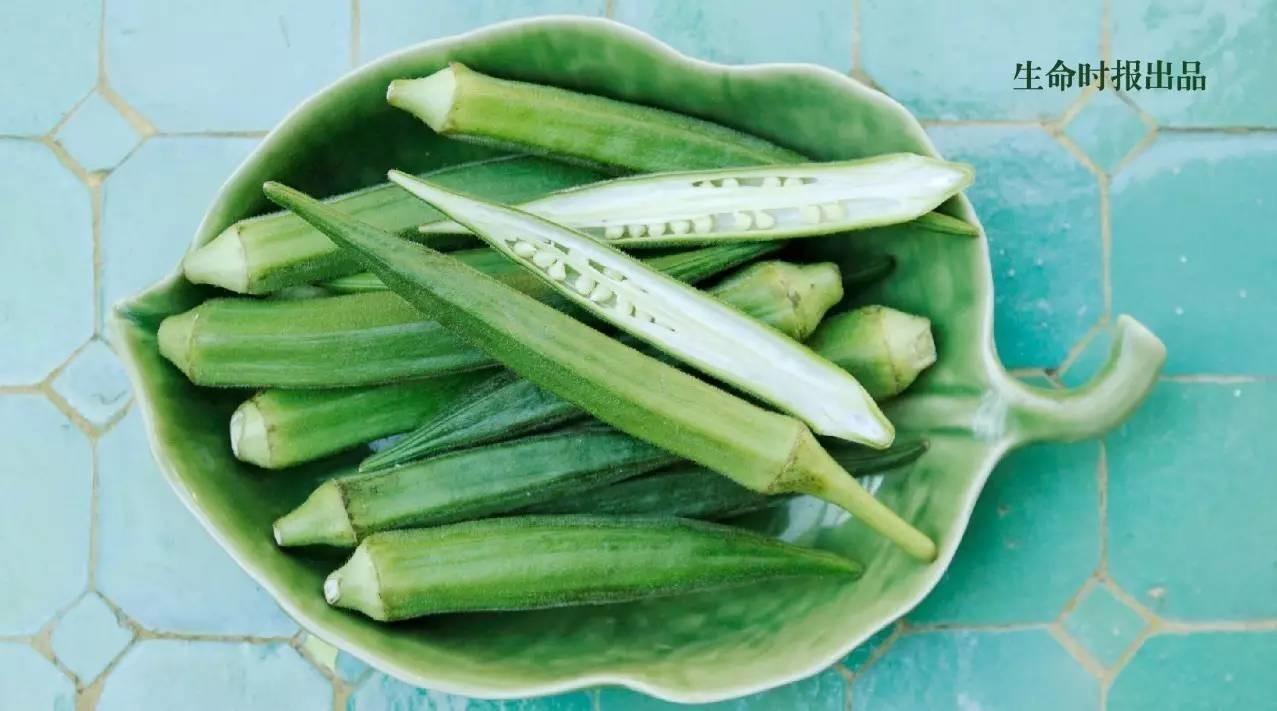 """秋葵是植物里的""""天然伟哥""""?4种吃法营养翻倍"""