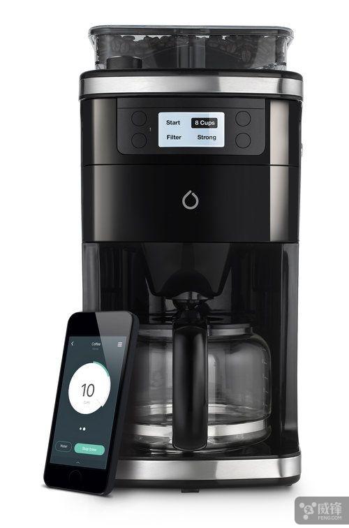 物联网规模扩大 iPhone也能泡好杯咖啡