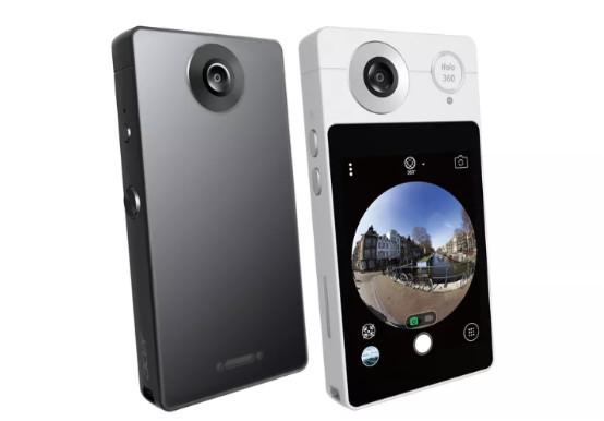 宏碁发布两款360度相机 包含行车记录仪功能