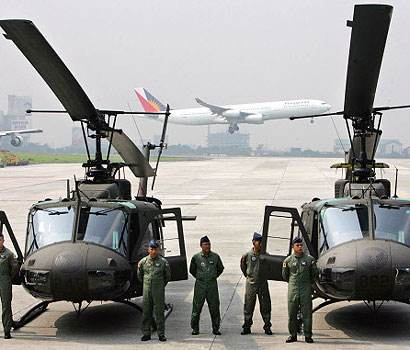 日本欲无偿向菲提供直升机零件 意在牵制中国