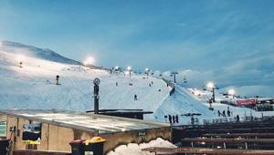 雪友新西兰滑雪记