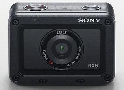 索尼新RX0叫板GoPro