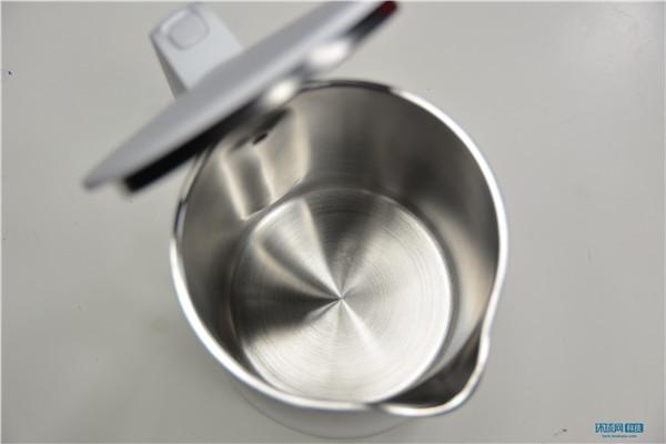 操作简单一键烧开水 1.5L大容量米家电水壶体验