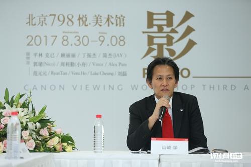 """专访佳能中国副总裁:从""""影""""到""""像"""" 很重要"""