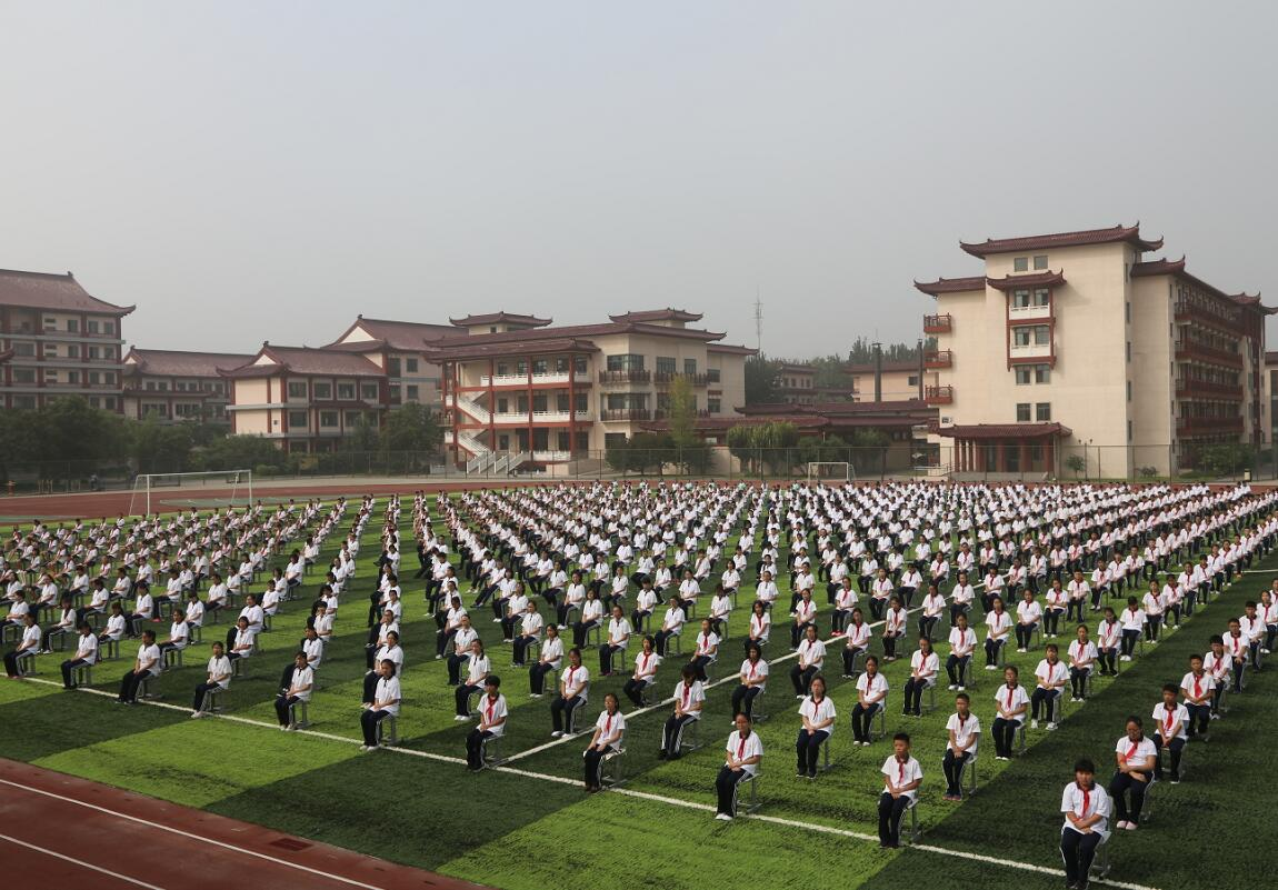 北京拔萃双语学校开学 红十字特色教育成绩斐然
