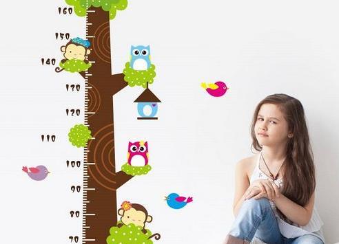 中国人百年身高增长低于日韩 5成宝宝未达遗传身高
