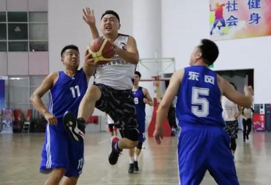 北京篮球联赛北赛区第二周:广电总局队一马当先