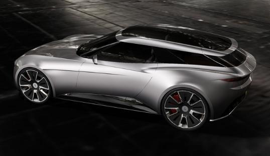 照片中 Alcraft GT 的侧翼很漂亮,真车仍有待观察。