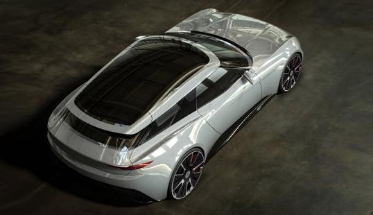 该车采用了双门超跑的外形。与其它在车底装满电池的电动车型不同,Alcraft GT 采用了在两个座位下方的 T 字形电池布局。即便特斯拉 Model S P100D 可在狂暴模式下实现 2.5s 的零百加速,Alcraft GT 的 3.5s 依然令人印象深刻。