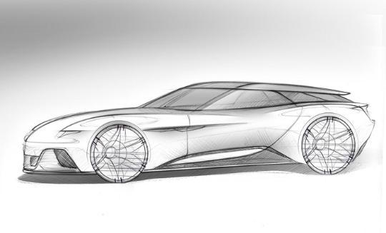 除了透明玻璃顶棚,Alcraft GT 还有曲面挡风玻璃。