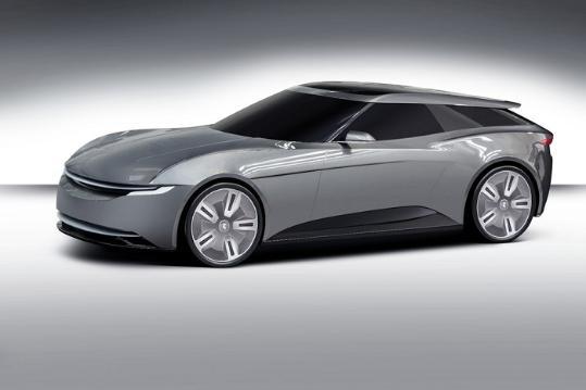 Alcraft GT 猎装车现在还只是个概念,但 David Alcraft 有望将它实现。