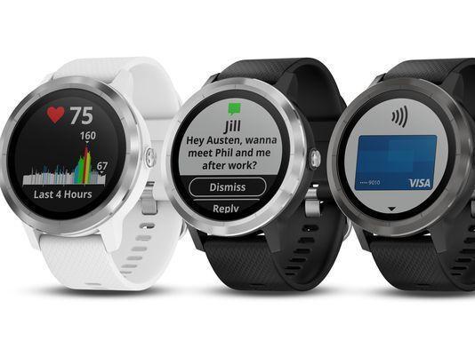 挑战Apple Watch?Fitbit佳明三星IFA推新品
