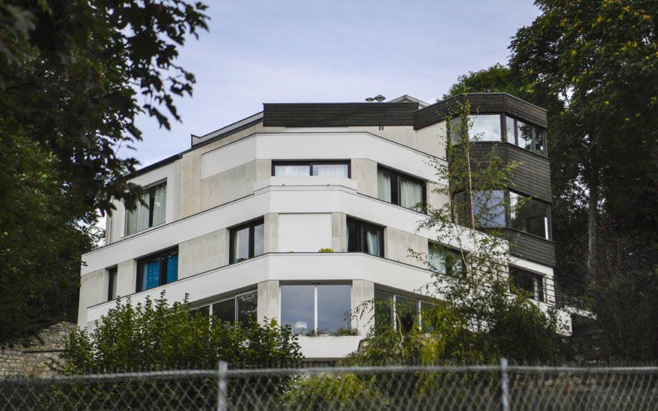 内马尔巴黎豪宅曝光:5层宏伟别墅 月租金2万欧元